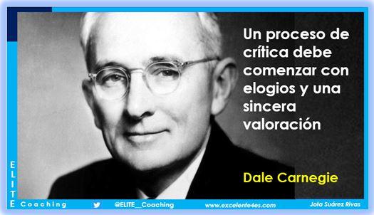 errores Dale Carnegie