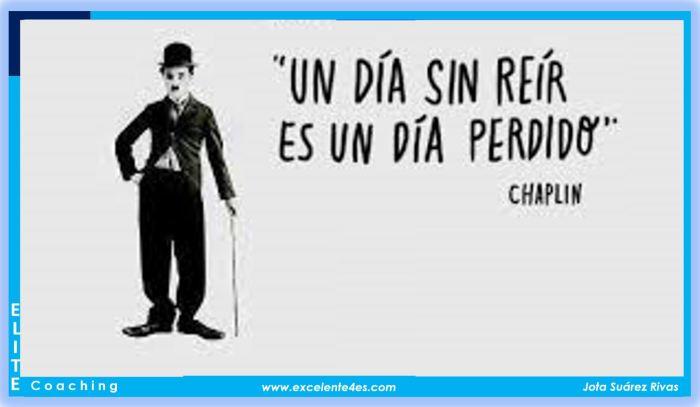 sonrisas Chaplin