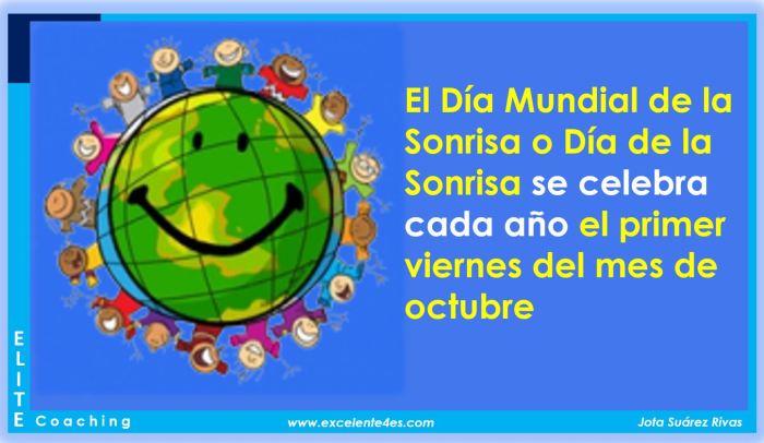 sonrisas dia mundial