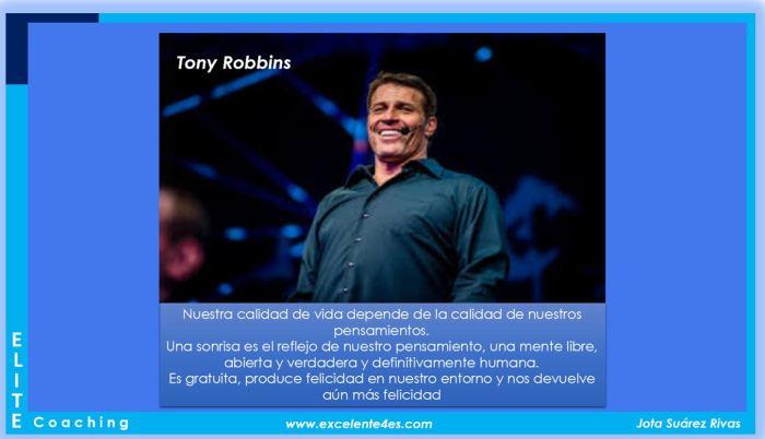 sonrisas Tony Robbins