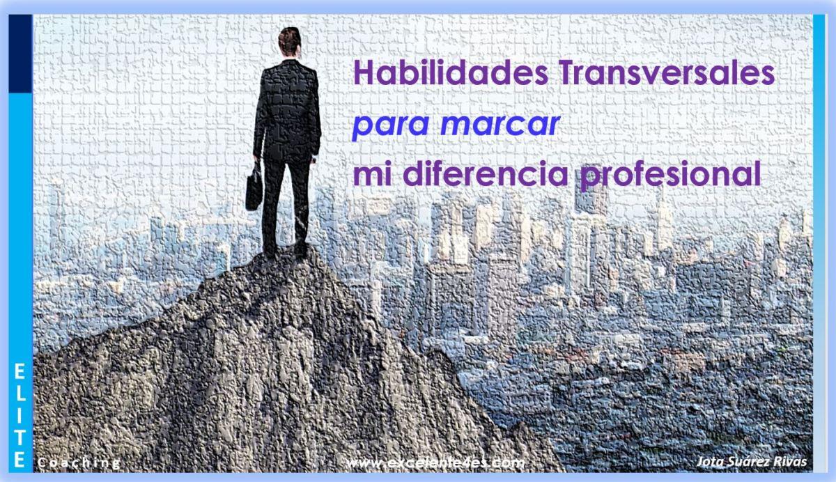 Habilidades Transversales para marcar mi diferencia profesional