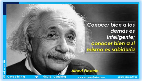 Autoconocimiento Einstein