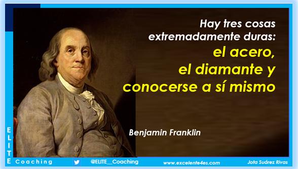 autoconocimiento Franklin